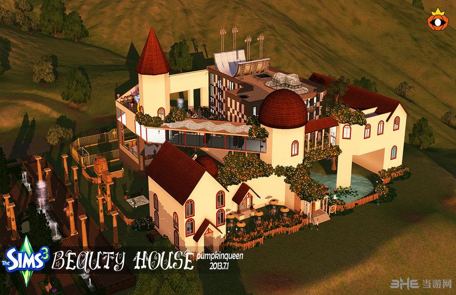 模拟人生3 M3建房组除海岛外全功能MOD截图0