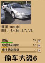 偷车大盗6中文版