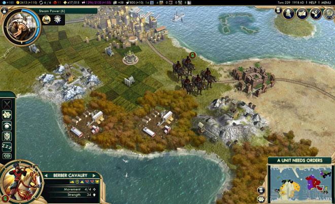 文明5美丽新世界游戏截图