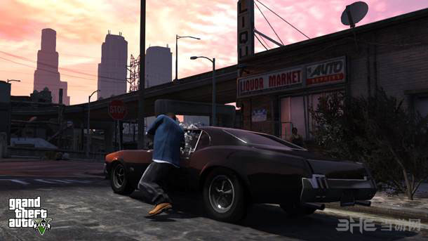 侠盗猎车5游戏截图