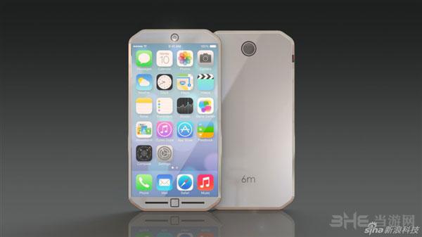 iphone6概念设计图曝光