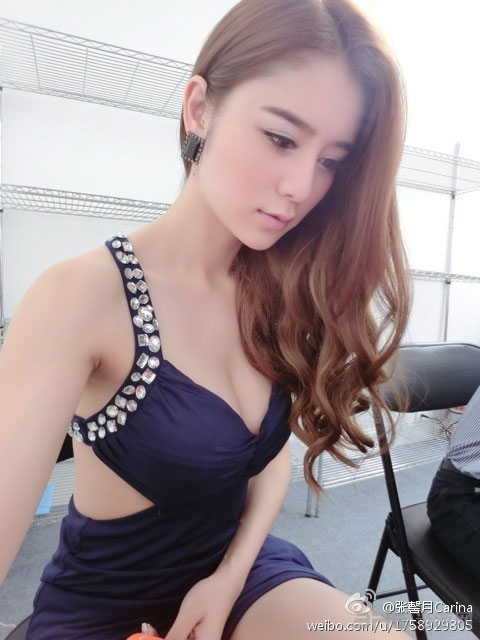 ChinaJoy2013 Showgirl张馨月1