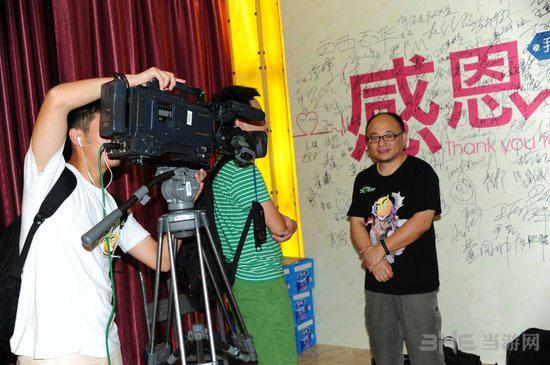 ChinaJoy2013我叫MT开发商卓越游戏玩家盛宴4