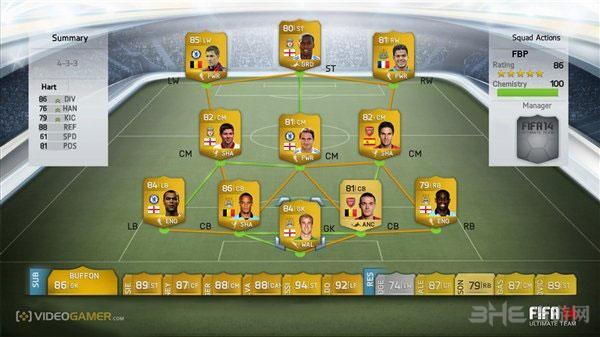 FIFA14游戏截图2