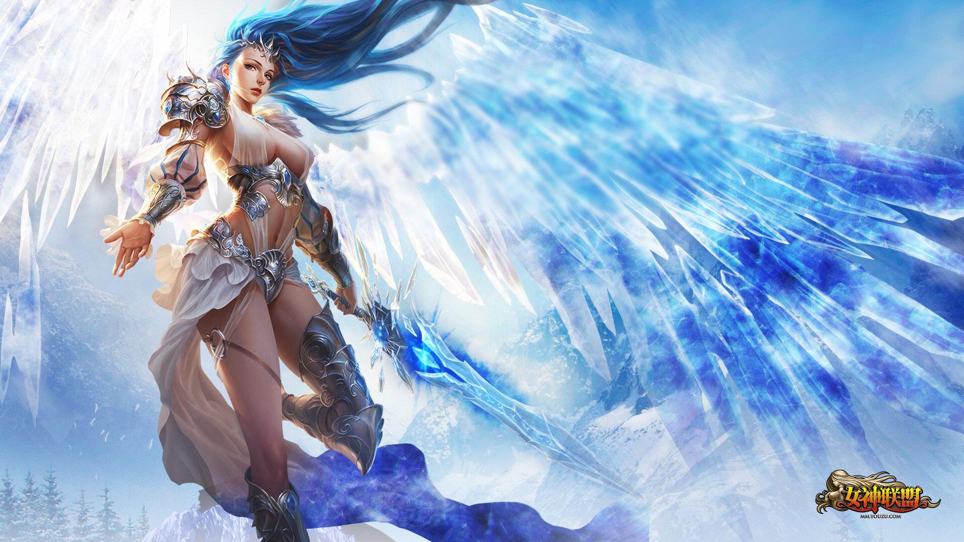女神联盟高清壁纸