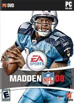 疯狂橄榄球2008(Madden NFL 08)硬盘版