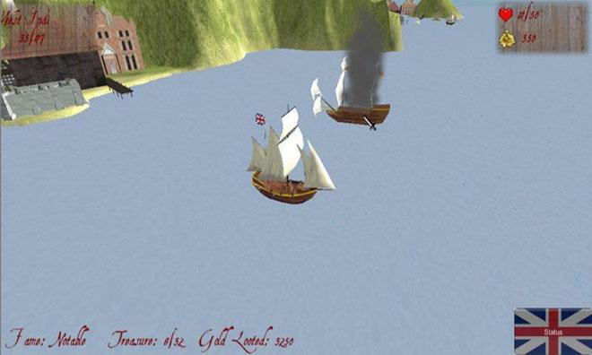 海盗船电脑版截图0