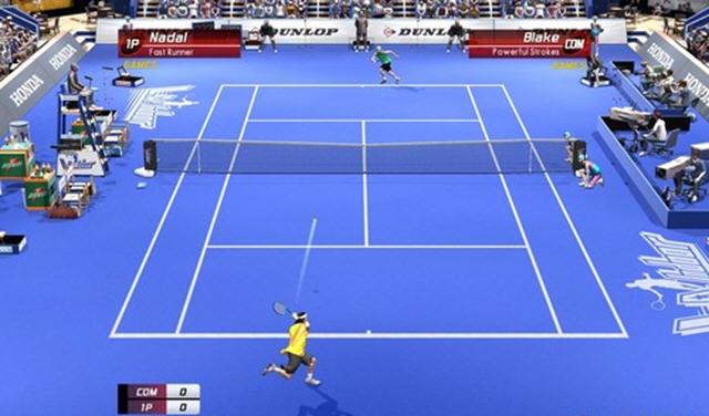 虚拟网球3截图2