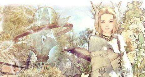 最终幻想14精巧原画重制2