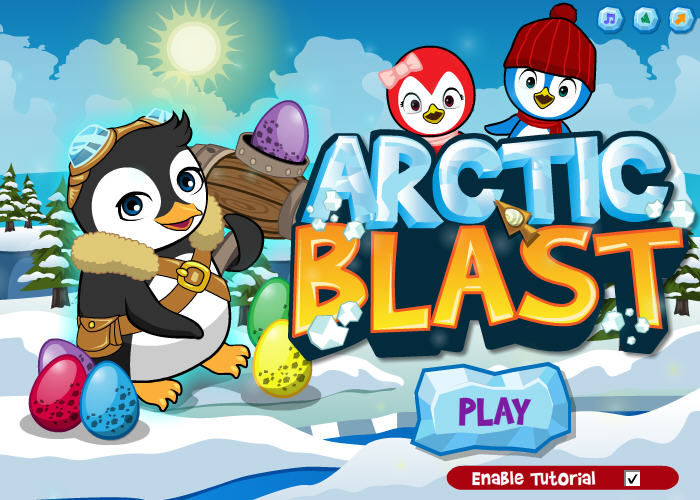 北极企鹅祖玛截图0