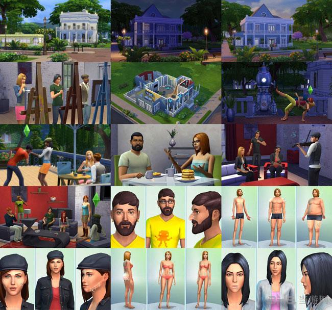 模拟人生4最新游戏截图2