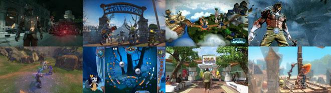 2013科隆游戏展Xbox one、Xbox360游戏合集
