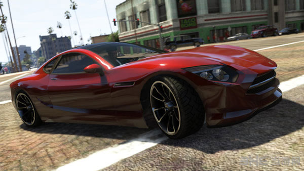 GTA5最新截图1