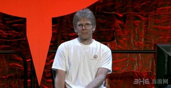 id创始人之一John Carmack