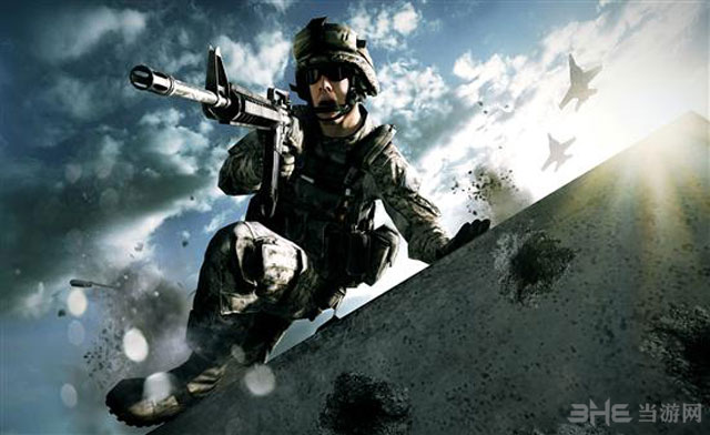 盘点十款最经典的单机军事游戏 使命召唤竟稳居第一