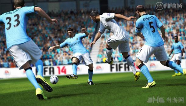 FIFA14游戏截图