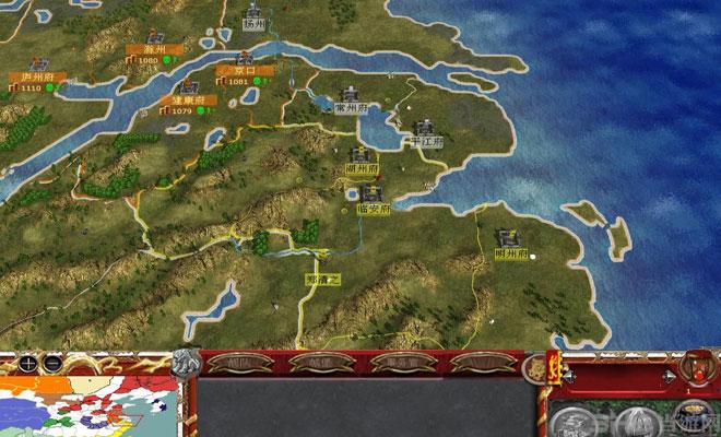绍定入洛:全面战争截图1