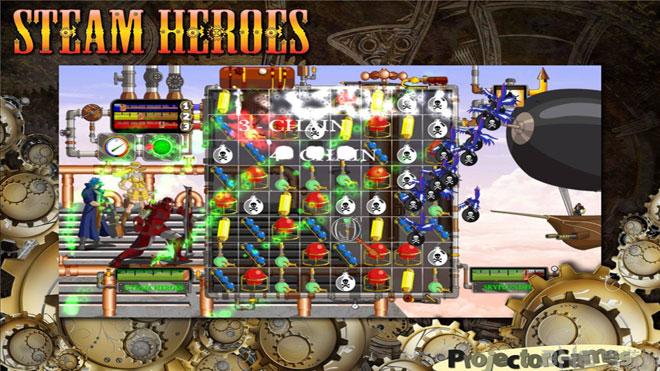 蒸汽英雄截图3