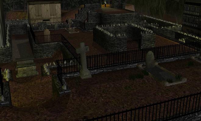 掘墓人截图1