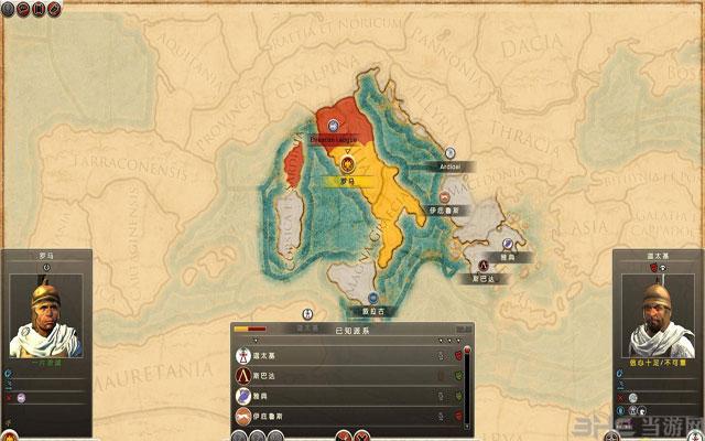 罗马2全面战争截图9