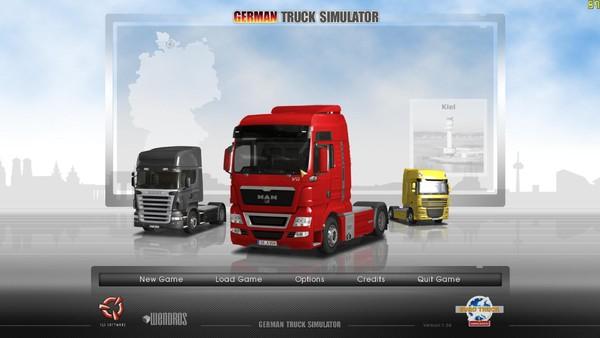德国卡车模拟截图0