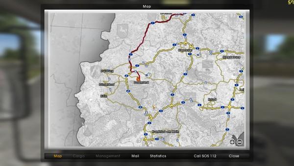 德国卡车模拟截图2