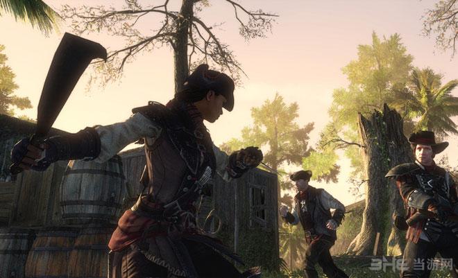 刺客信条解放HD最新游戏截图2
