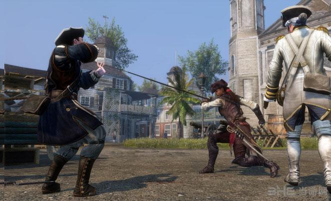 刺客信条解放HD最新游戏截图1