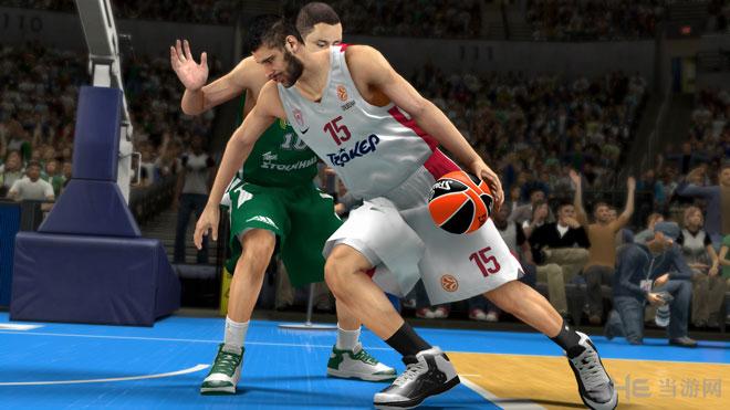 NBA 2K14最新游戏截图1