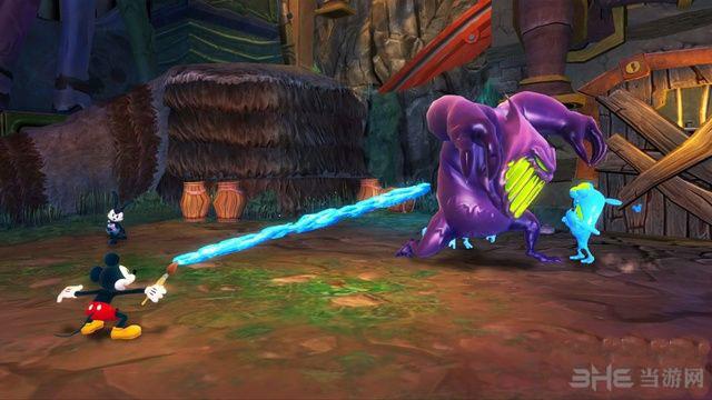传奇米老鼠2双重力量游戏截图1