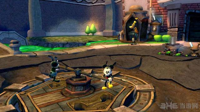 传奇米老鼠2双重力量游戏截图2