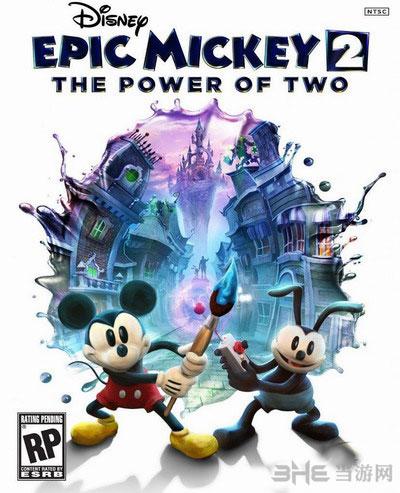 传奇米老鼠2双重力量游戏封面