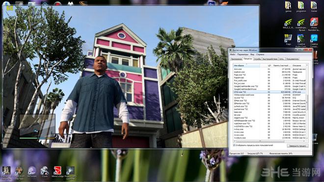 GTA5 PC版游戏截图1