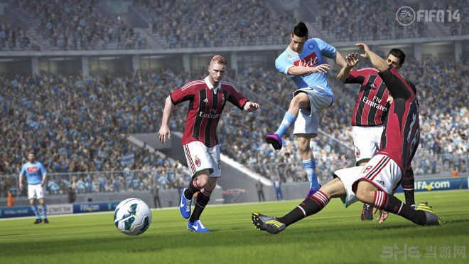 FIFA14将推出移动版