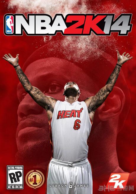 NBA2K14游戏封面