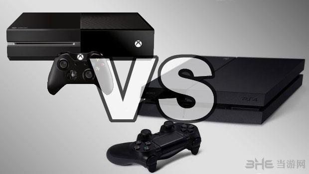Xbox One和PS4图片