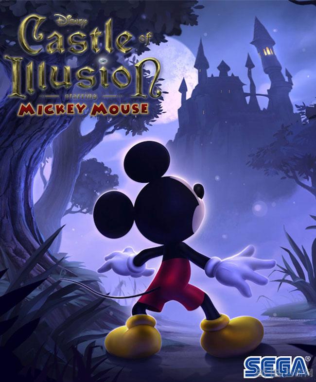幻影城堡重制版封面