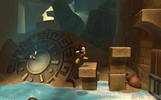 幻影城堡重制版游戏截图4