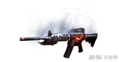 CF穿越火线新版本新武器图片1