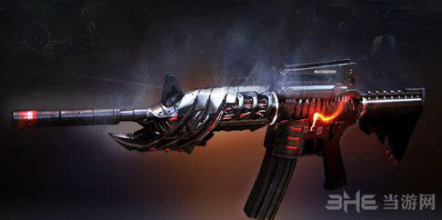 CF穿越火线新版本新武器图片2