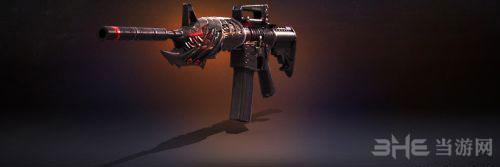 CF穿越火线新版本新武器图片4
