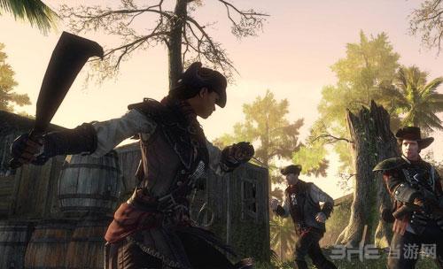 刺客信条3解放HD游戏截图1