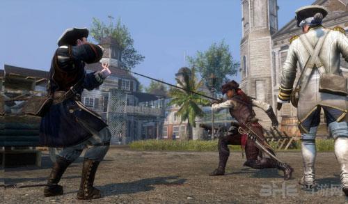 刺客信条3解放HD游戏截图3