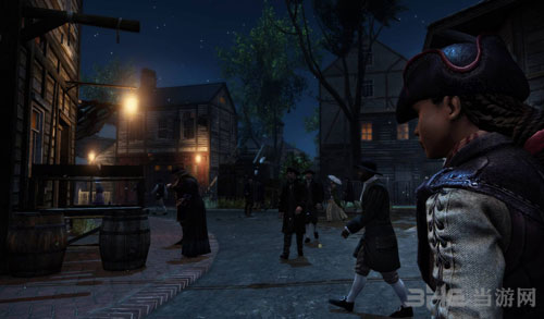刺客信条3解放HD游戏截图2
