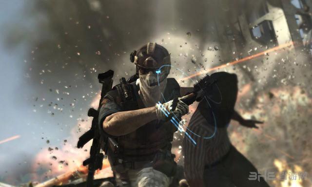 PC手柄玩的单机亚博官网app推荐-幽灵行动4未来战士2