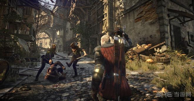 巫师3最新游戏截图3