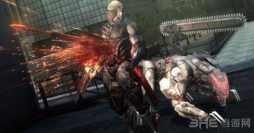 合金装备崛起复仇PC版游戏截图1