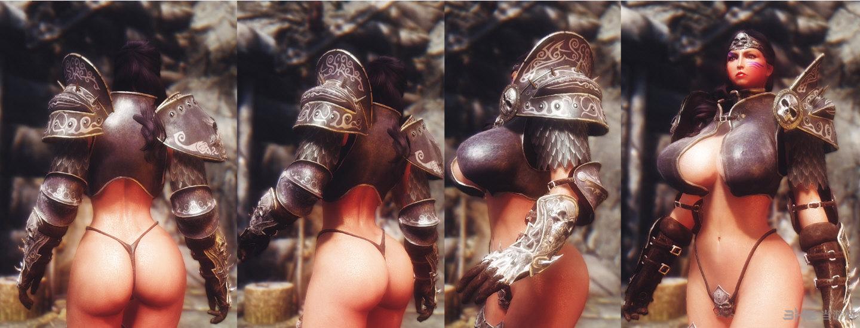 上古卷轴5 巫妖王 盔甲 mod 上古卷轴5 chsbh