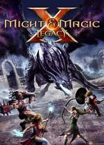 ħ����10������(Might & Magic X-Legacy)��ʽ�ƽ����İ�v1.4