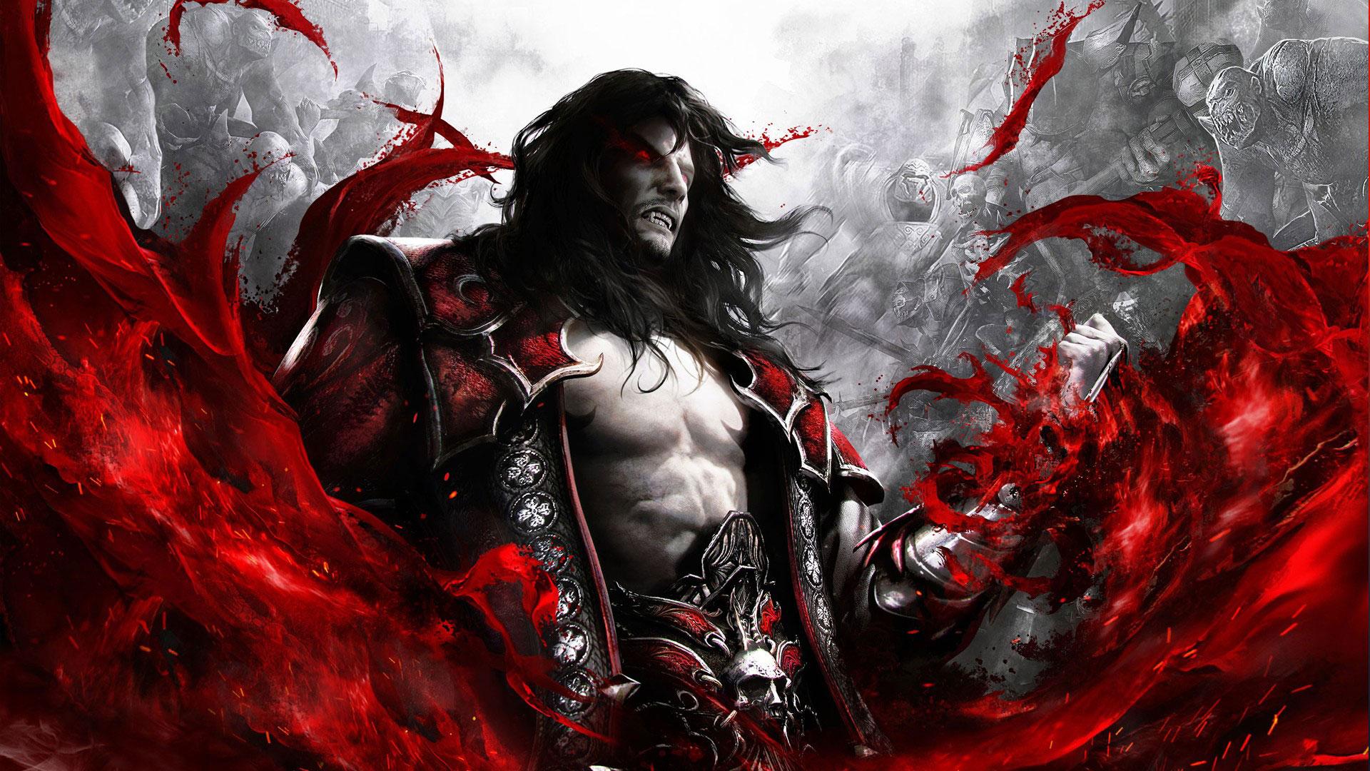 恶魔城暗影之王2最新高清游戏壁纸